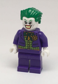 Constructibles LEGO¨ Joker Minifigure Batman 6857