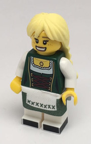 LEGO Collectible Minifigure Series 11 Pretzel Girl