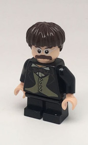 LEGO Harry Potter Minifigure Professor Flitwick 4842