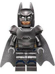 Constructibles Dawn of Justice Batman LEGO¨ Minifigure w/Batarang (76044)