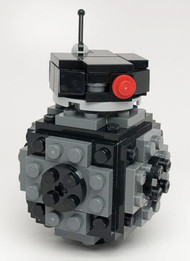 Constructibles Bad Robot Mini Model - LEGO® Parts & Instructions Kit
