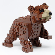 Constructibles Bear Cub - LEGO® Parts & Instructions Kit