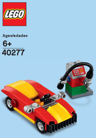 LEGO® Car and Gas Station Mini Model - 40277