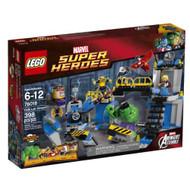 LEGO Superheroes Hulk Lab Smash 76018