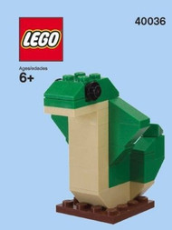 Constructibles® Cobra Mini Build LEGO® Parts & Instructions Kit 40036
