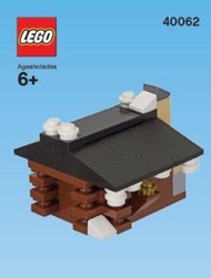 Lego® Log Cabin Mini Build - 40062