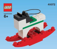 Lego® Rocking Horse Mini Build - 40072