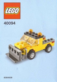 Lego® Snowplow Mini Build - 40094