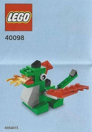 LEGO Dragon Mini Build Parts & Instructions Kit