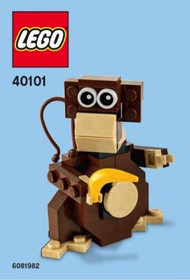 Lego® Monkey Mini Build - 40101
