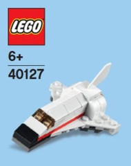 Lego® Space Shuttle Mini Build - 40127