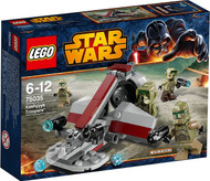 LEGO Star Wars Kashyyyk Troopers 75035