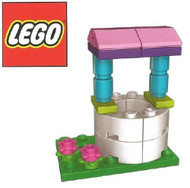 Constructibles® Wishing Well Mini Build LEGO® Parts & Instructions Kit