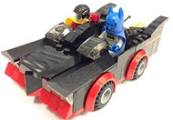Lego Classic TV Batmobile Parts & Instructions Kit