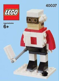Lego® Hockey Player Mini Build - 40037