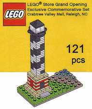Lego® Grand Opening Build Raleigh NC - Lighthouse