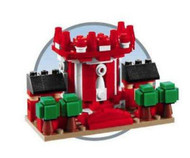 Lego Miniature Biebrich Palace Parts & Instructions Kit Grand Opening Wiesbaden