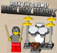 Lego® Build Together Road Trip Brick Beat Records