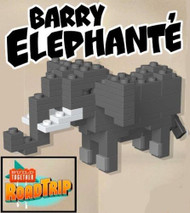 Lego® Build Together Road Trip Elephant