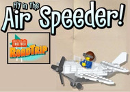 LEGO Build Together Road Trip Air Speeder