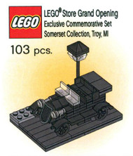 Lego® Grand Opening Build Troy, MI - Model T Ford