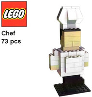 Lego® Pickable Model - Chef