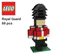 Lego® Pickable Model - Royal Guard