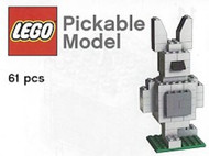 Lego® Pickable Model - Rabbit