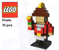 LEGO Pickable Model - Pirate