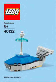 Lego® Whale Mini Build - 40132