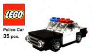 Lego‰® Police Car Mini Build