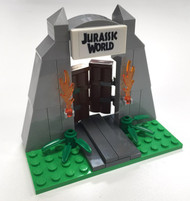 LEGO Jurassic World Gate Mini Build