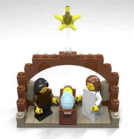 Nativity Mini Build Parts & Instructions Kit