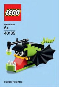 LEGO Angler Fish Mini Build Parts & Instructions Kit