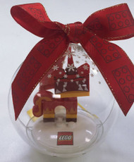 Custom Lego® Super Angry Unikitty Christmas Holiday Ornament