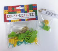 Constructibles Girl Scout SWAPS Kit - 10 LEGO Water Sports SWAPS
