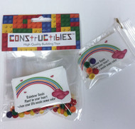 Constructibles® Girl Scout SWAPS Kit - 10 LEGO® Rainbow Seeds SWAPS