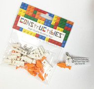 Constructibles® Girl Scout SWAPS Kit - 10 LEGO® Aquarium SWAPS