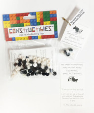 Constructibles® Girl Scout SWAPS Kit - 10 LEGO® Cow Seeds SWAPS