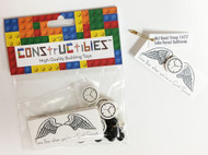 Constructibles® Girl Scout SWAPS Kit - 10 LEGO® Time Flies SWAPS