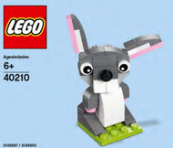LEGO Bunny Mini Build Parts & Instructions Kit