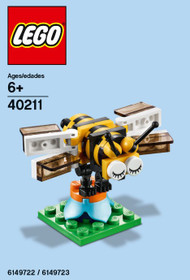 LEGO Bee Mini Build Parts & Instructions Kit