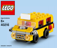 LEGO® School Bus Mini Model - 40216