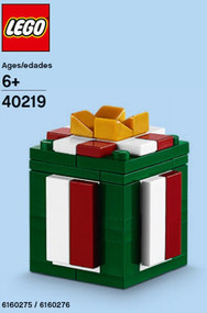LEGO® Christmas Present Mini Model - 40219