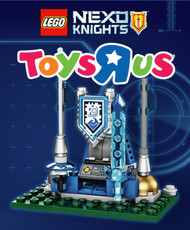 Lego‰® Nexo Knights Shield Dock Mini Build