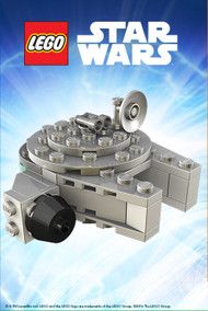Lego‰® Millennium Falcon Mini Build