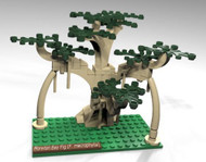 Constructibles® Banyan Tree - LEGO® Parts & Instructions Kit - 102pcs
