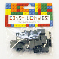 Constructibles® x25 Classic Dark Gray 1x2 Bricks 3004 - LEGO® Bulk Parts