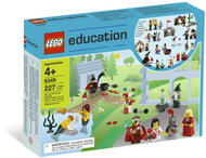 LEGO Education Fairytale and Historic Minifigures Set 9349