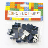Constructibles® x25 Dark Blue 1x2 Bricks 3004 - LEGO® Bulk Parts